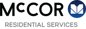 McCOR Residential Services Logo